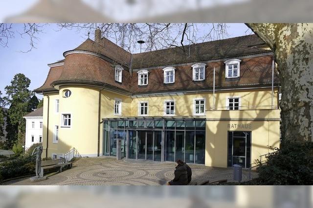 Badenweiler Grüne fordern Aufschub