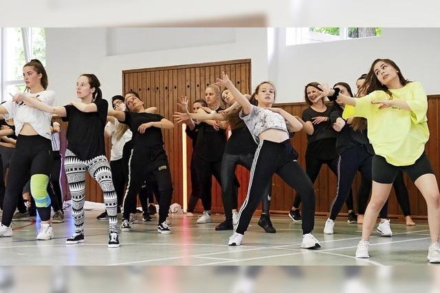 Einmal tanzen wie Helene Fischer
