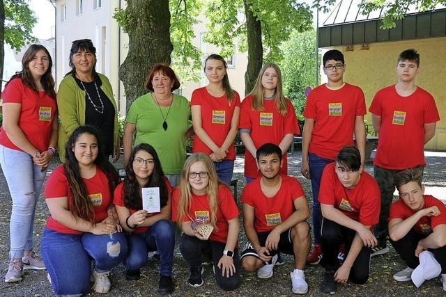 Erfolgreiche Schüler fahren nach Berlin
