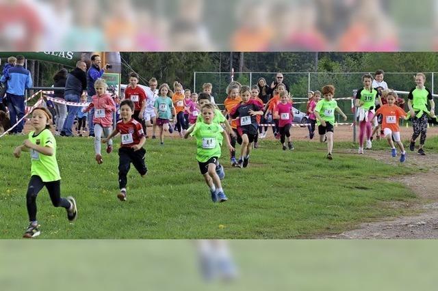 Teilnehmerrekord beim Schlüchtseelauf
