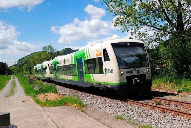 Zug kaputt, Lokführer krank – bei der Breisgau-S-Bahn hat's geklemmt