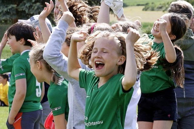 Turnier der Grundschulen in Friesenheim