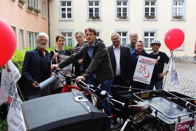 Bad Säckingen beteiligt sich an Initiative Radkultur