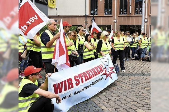 Verdi-Kundgebung