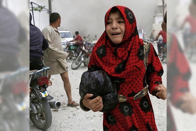 Bomben auf Krankenhäuser