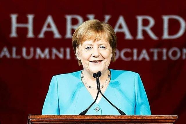 Angela Merkel – außenpolitisch angesehen, innenpolitisch auf unklarem Kurs