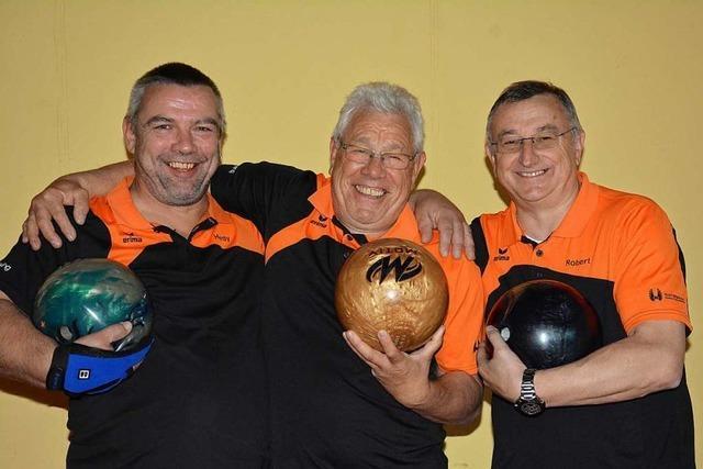 Ein Bowling-Trio aus Weil startet bei Deutscher Meisterschaft