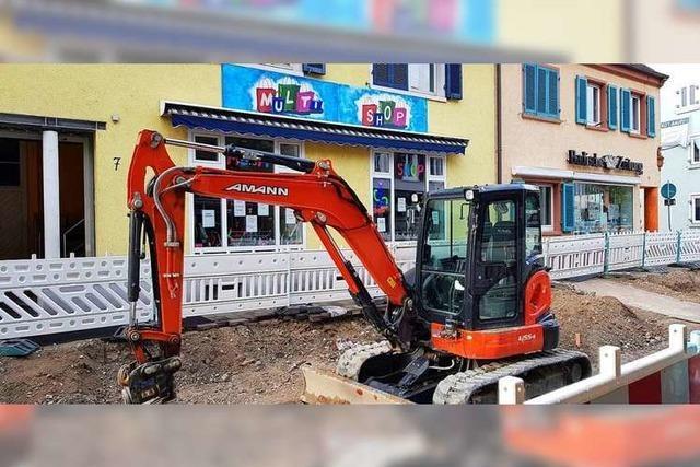 Der Multi-Shop in Breisach darf keine Gaststätte werden