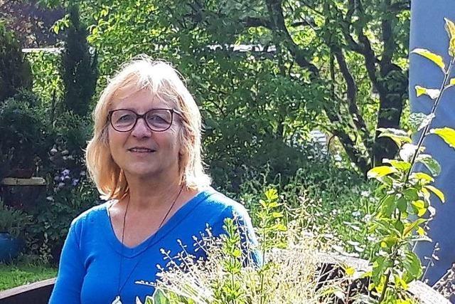 Karin Lischer aus Grenzach-Wyhlen will Kindern die Natur näherbringen