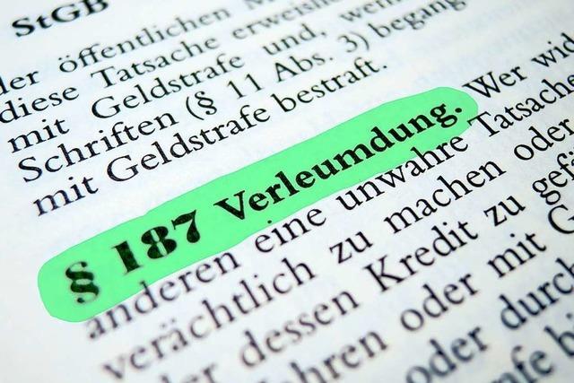 Heitersheims Bürgermeister will Strafanzeige gegen Neu-Stadtrat nicht aktiv weiter verfolgen