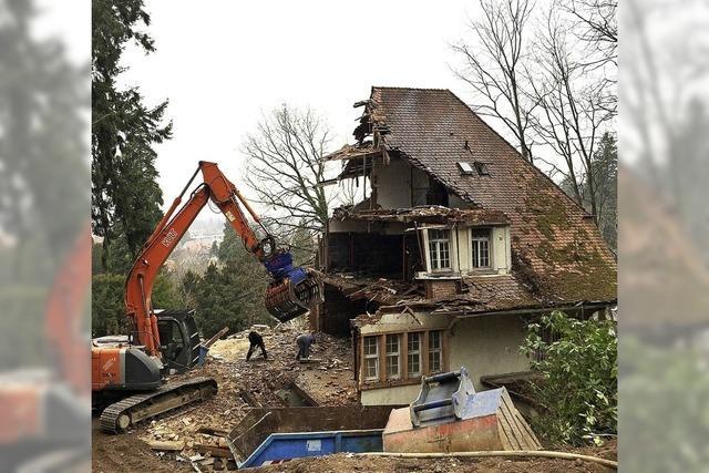 Liste der bedrohten Bauten