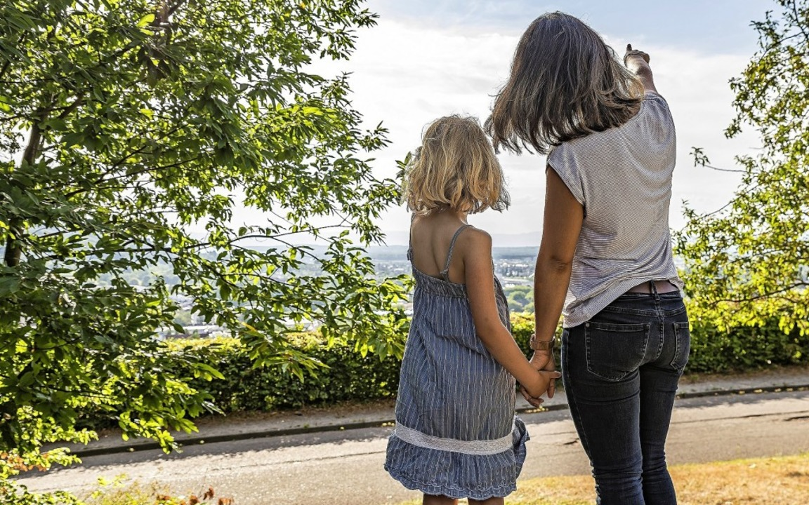 Ein Job und eine fast normale Familie: Eine Fachpflegefamilie ist beides.   | Foto: Clemens Liebig
