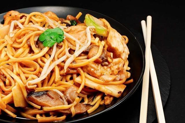 Asian Noodles – das Symbol der Langlebigkeit