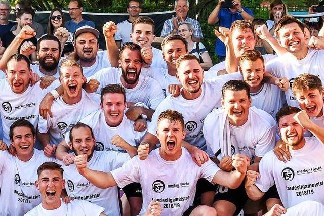 Durchmarsch in die Verbandsliga: FC Teningen gewinnt Titelfinale in Weil