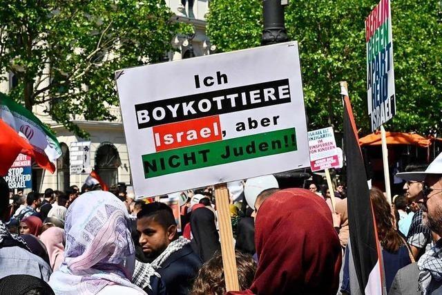 Israels Botschafter appelliert an Deutschland, den Al-Quds-Marsch künftig zu verbieten