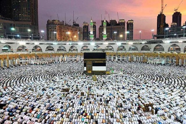 Auf Pilgerreise mit Salafisten