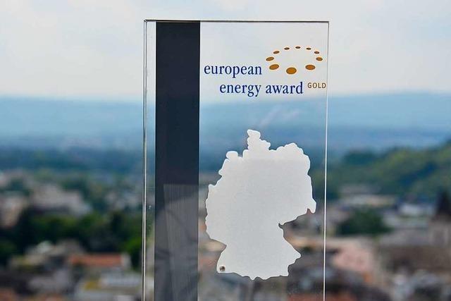 Lörrach greift nach dem nächsten European Energy Award in Gold