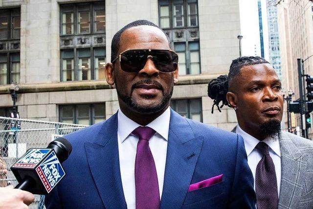 Missbrauchsanklage gegen US-Sänger R. Kelly ausgeweitet