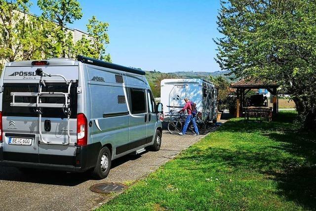 So funktioniert Caravan-Urlaub auf südbadischen Bauern- und Winzerhöfen