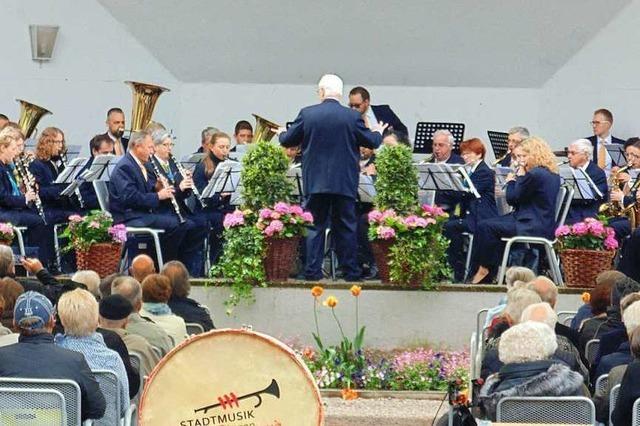 Bad Säckinger Stadtmusik zweitbestes Blasorchester in Baden-Württemberg