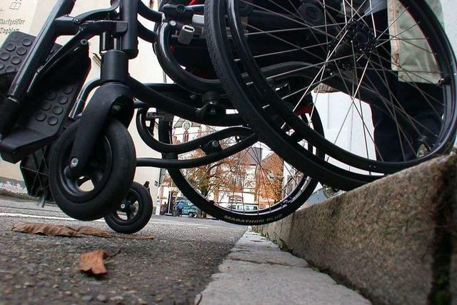 Ansprechpartnerin für Menschen mit Behinderung