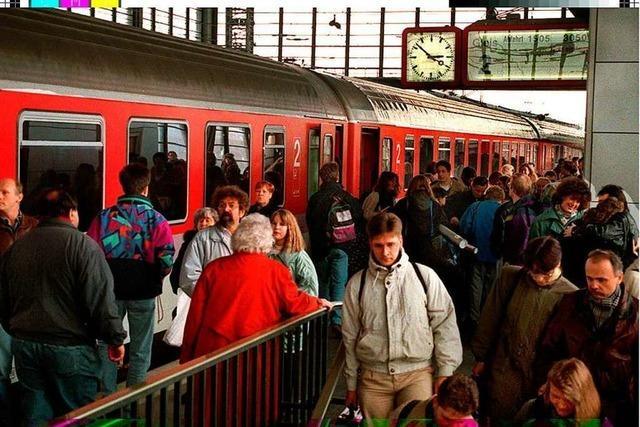 Bahn schafft Schönes-Wochenende-Ticket ab – nach 24 Jahren