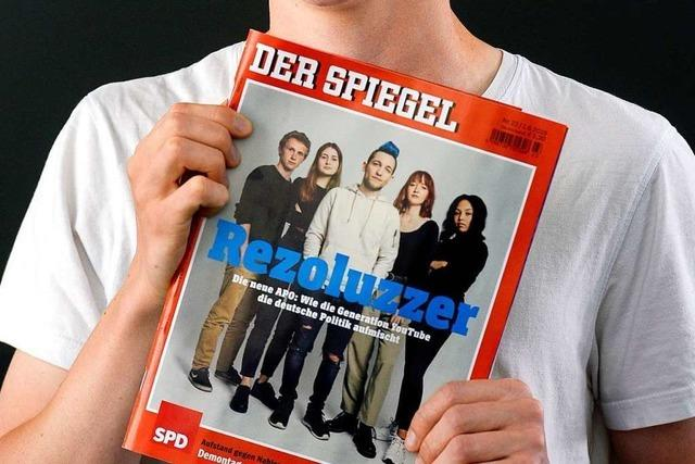 Freiburgs jüngster Neu-Stadtrat ist auf dem aktuellen Spiegel-Cover