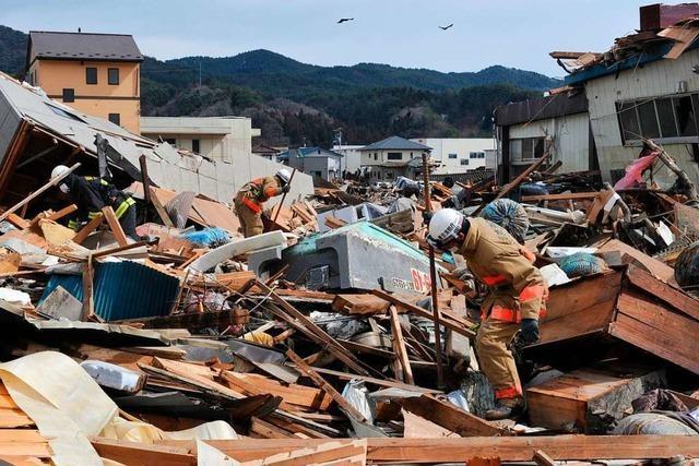 Was passiert bei einem Tsunami?