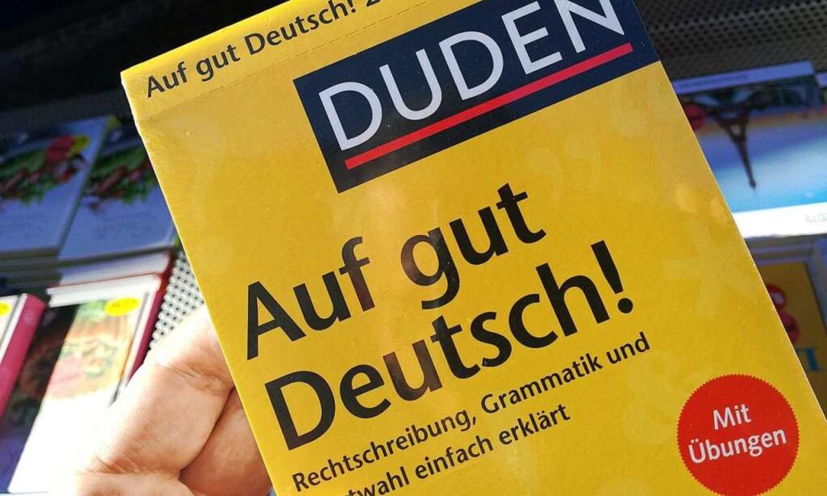 Was ist der Wortschatz?  | Foto: Markus Donner