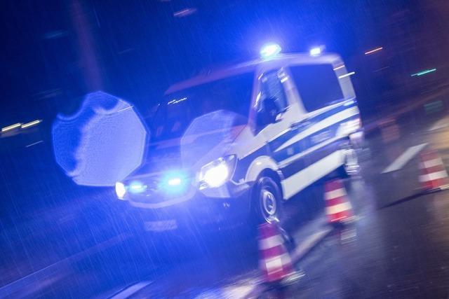 Mutmaßliche Brandstifterin in Lahr-Mietersheim vorläufig festgenommen