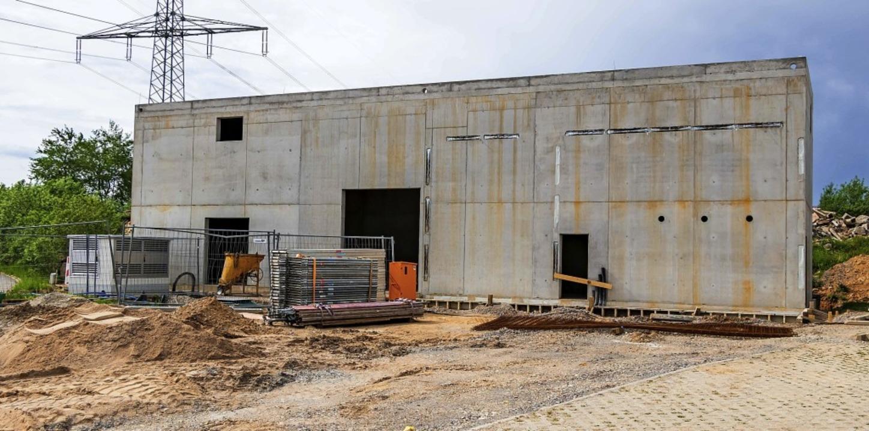 In dem im Gewerbegebiet neben dem Bauh...lockheizkraftwerk installiert werden.   | Foto: Wilfried Dieckmann