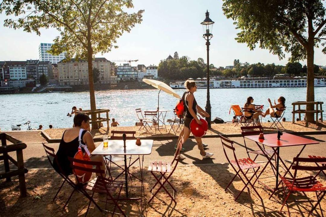 Liegt Basel am Meer?   | Foto: JOSS ANDRES