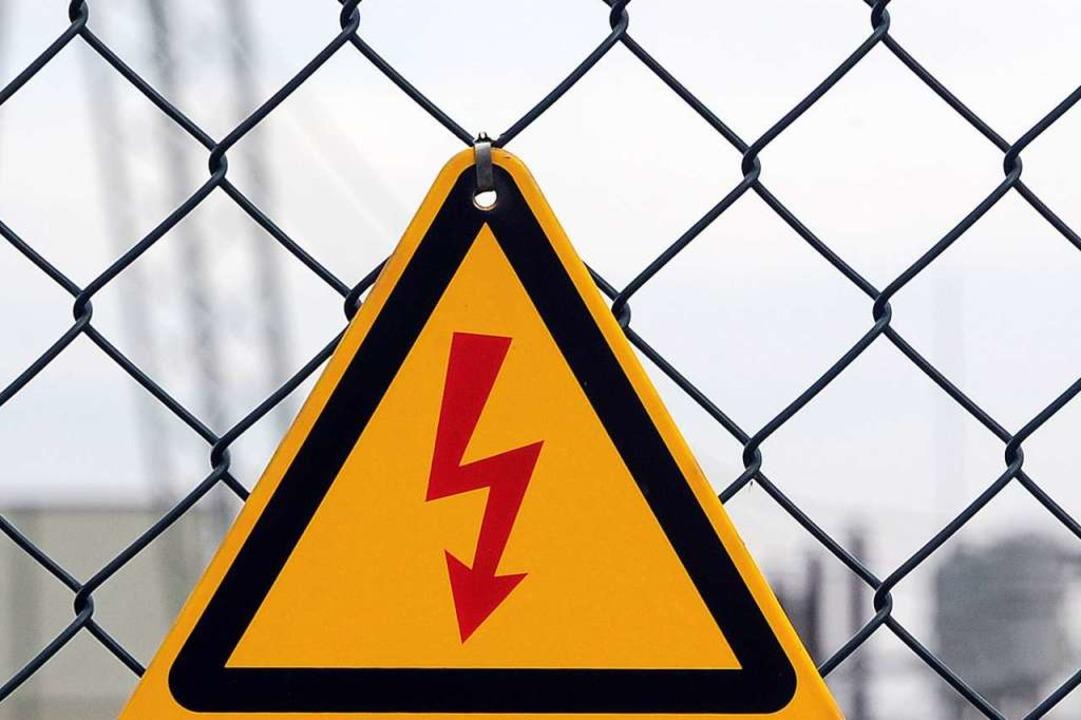 In weiten Teilen von St.Georgen und in... Mittwochmorgen der Strom ausgefallen.  | Foto: Bernd Settnik