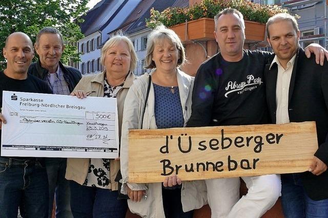 500 Euro für den Grundschul-Förderverein