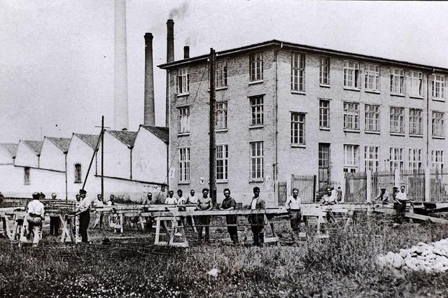 Offenes Textilmuseum bei der Ateliernacht in Weil-Friedlingen