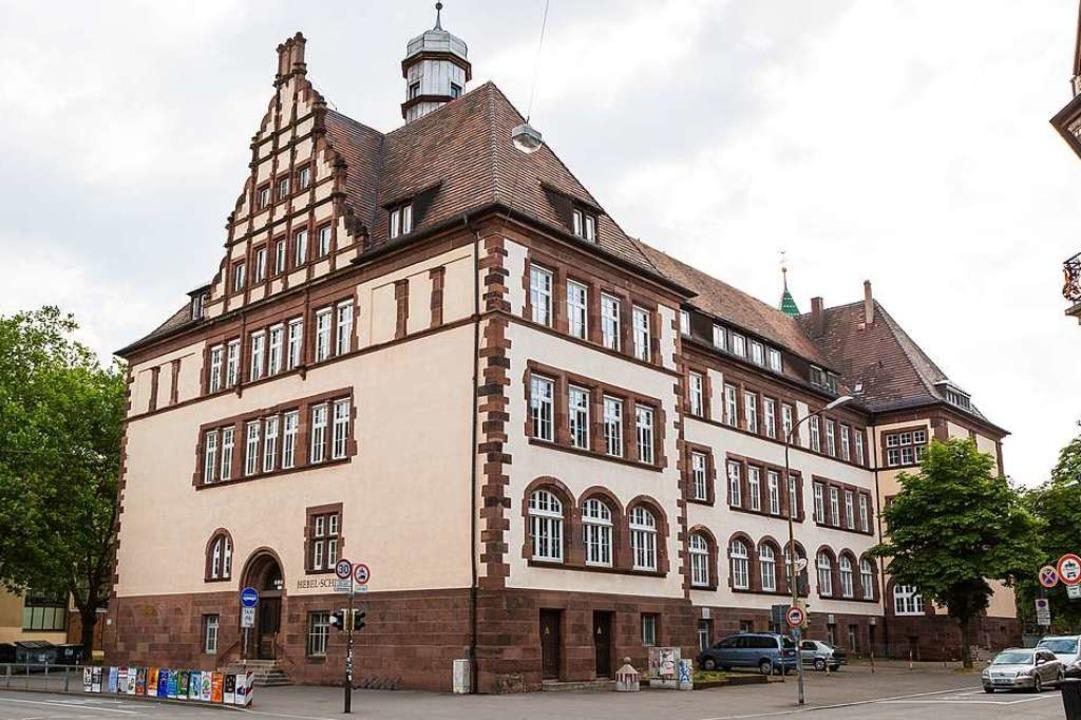 Die Hebelschule im Stühlinger (Archivbild).  | Foto: Carlotta Huber