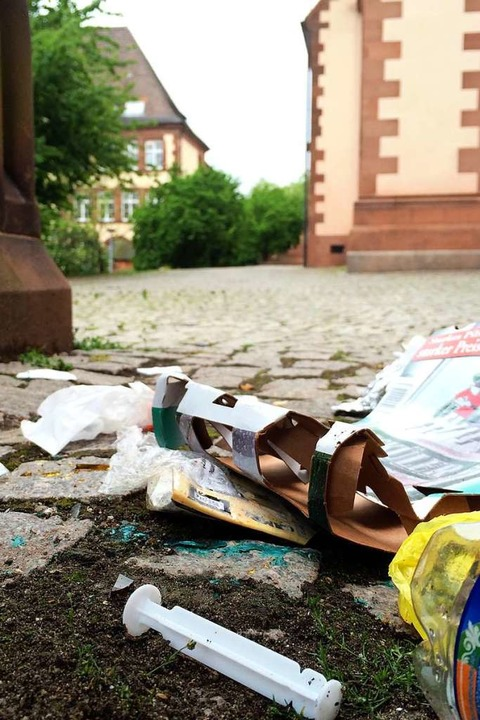 Problematischer Müll ist schon seit Jahren immer wieder ein Problem (Archivbild)  | Foto: Simone Höhl