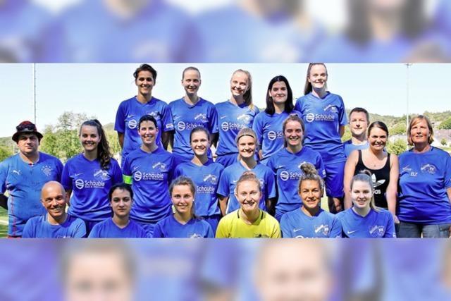 Fußballfrauen sind Meister