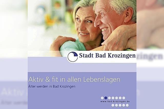Älter werden in Bad Krozingen