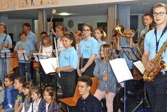Kinder für Musik begeistern