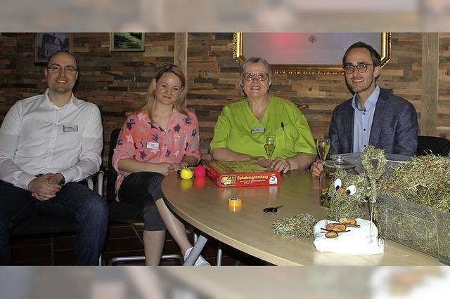 In Oberrotweil gibt es einen Dorftreff für Senioren