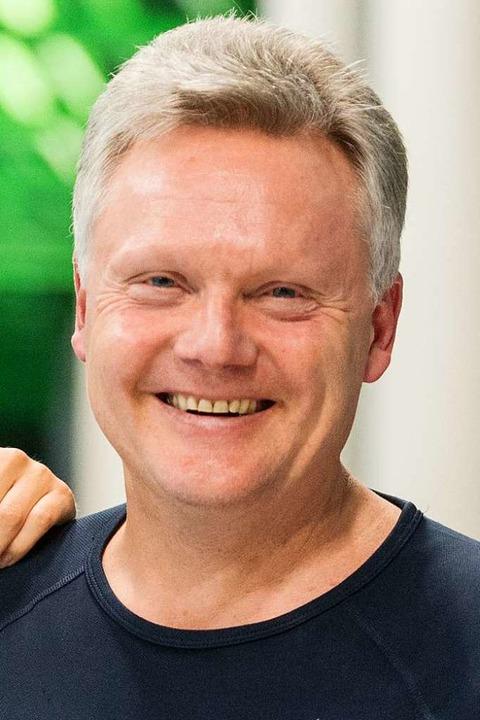 Trainer Bernd Pinks brachte die Freibu...ein höheres Leistungsniveau als zuvor.  | Foto: Patrick Seeger