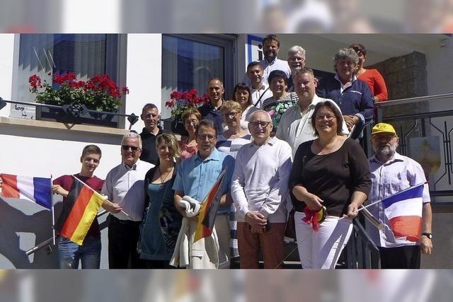 Die phänomenale Alpensicht begeistert Gäste aus Plombières