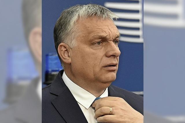 Der Zickzacklauf des Victor Orban