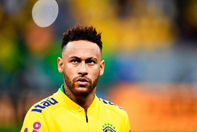 Brasilianerin bekräftigt Vergewaltigungsvorwurf gegen Neymar