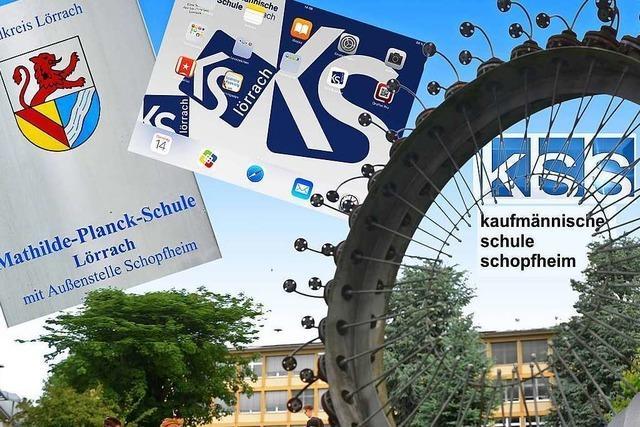 So groß ist das Angebot der beruflichen Schulen des Landkreises Lörrach
