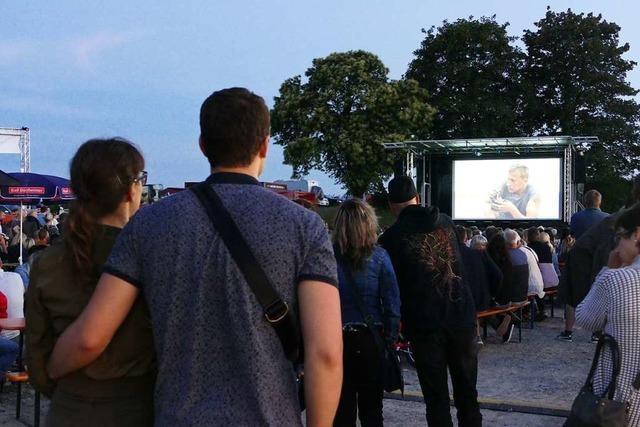 Ehrenkirchener Betriebe feiern am Wochenende mit Film und Feuerwerk