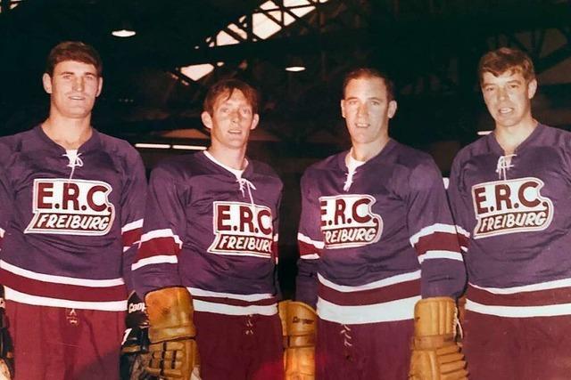 Bob Burns hat im Eishockey Spuren hinterlassen – Lahr spielte für ihn eine wichtige Rolle