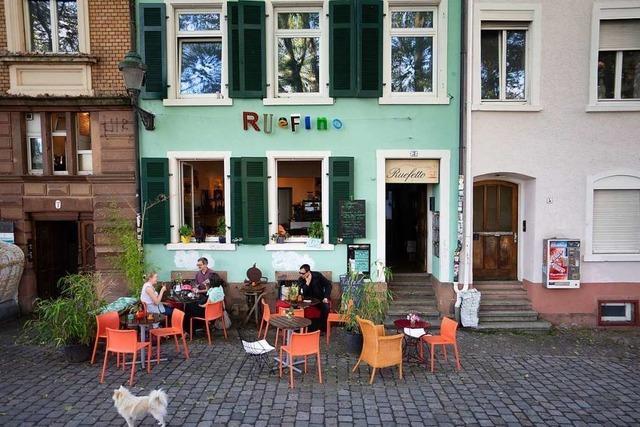 Im Freiburger Granatgässle hat das Café Ruefino eröffnet