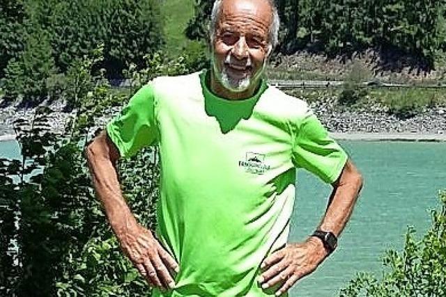 Mit 72 Jahren von Donaueschingen bis ans Schwarze Meer – zu Fuß